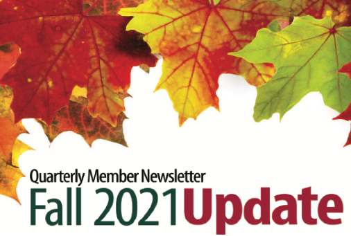 Fall 2021 Newsletter