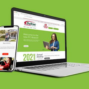 Welcome to the new DuTrac website!